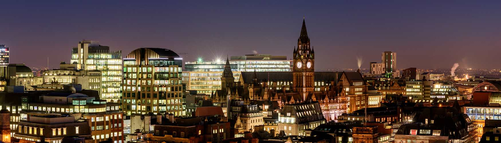 Manchester is one of the UK's fastest growing regional cities