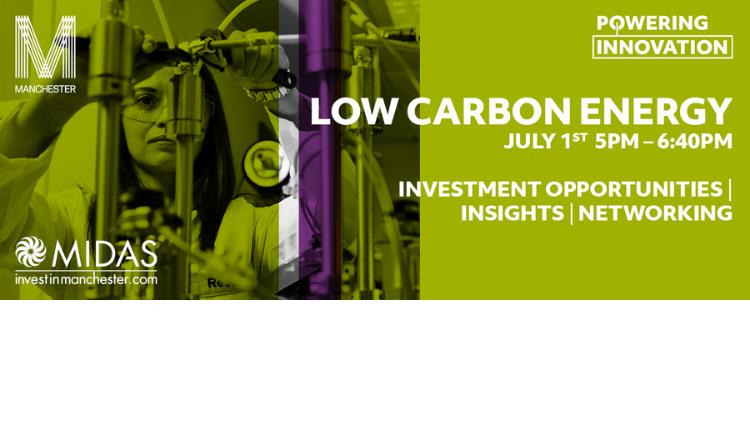 Low Carbon Energy event image