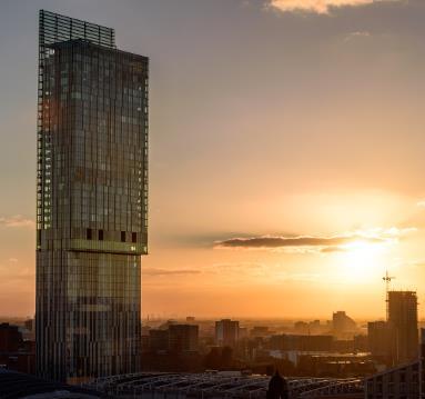 Thumbnail for Hilton Manchester Deansgate