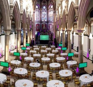 Conference venue virtual tours