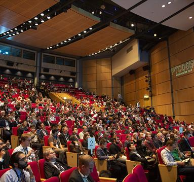 PTCOG 2019 - Manchester hosts largest ever global gathering of particle therapy scientists