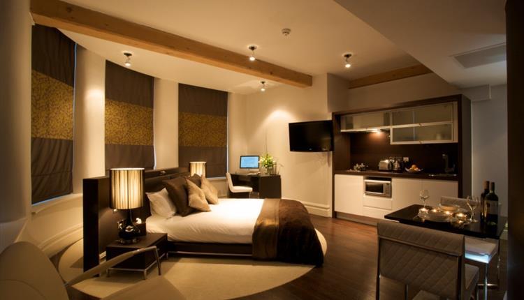 Roomzzz Manchester City Centre