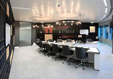 Manchester International Conference Centre Boardroom