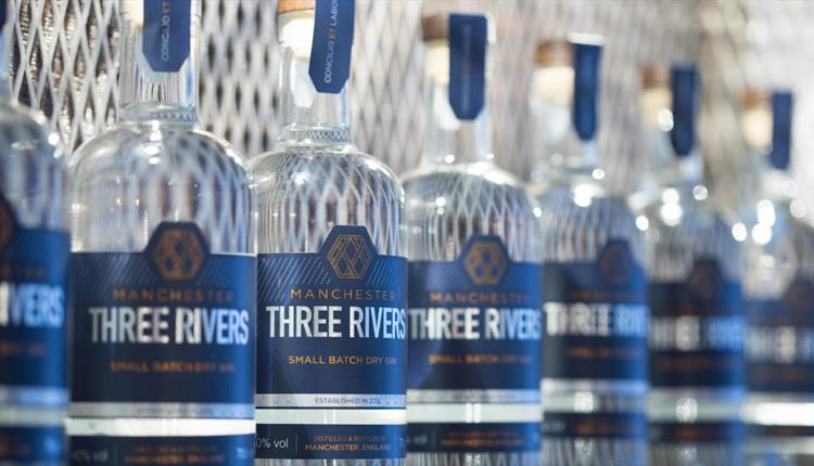 The City of Manchester Distillery