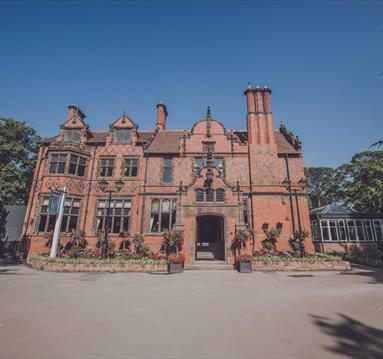 The Oakfield conference venue at Chester Zoo