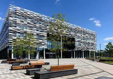 Manchester Metropolitan University conference venue