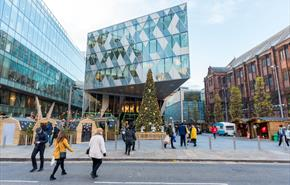 Christmas in Spinningfields, Manchester