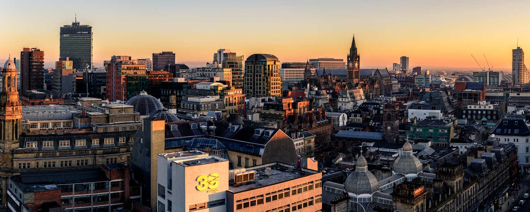Universities in Greater Manchester