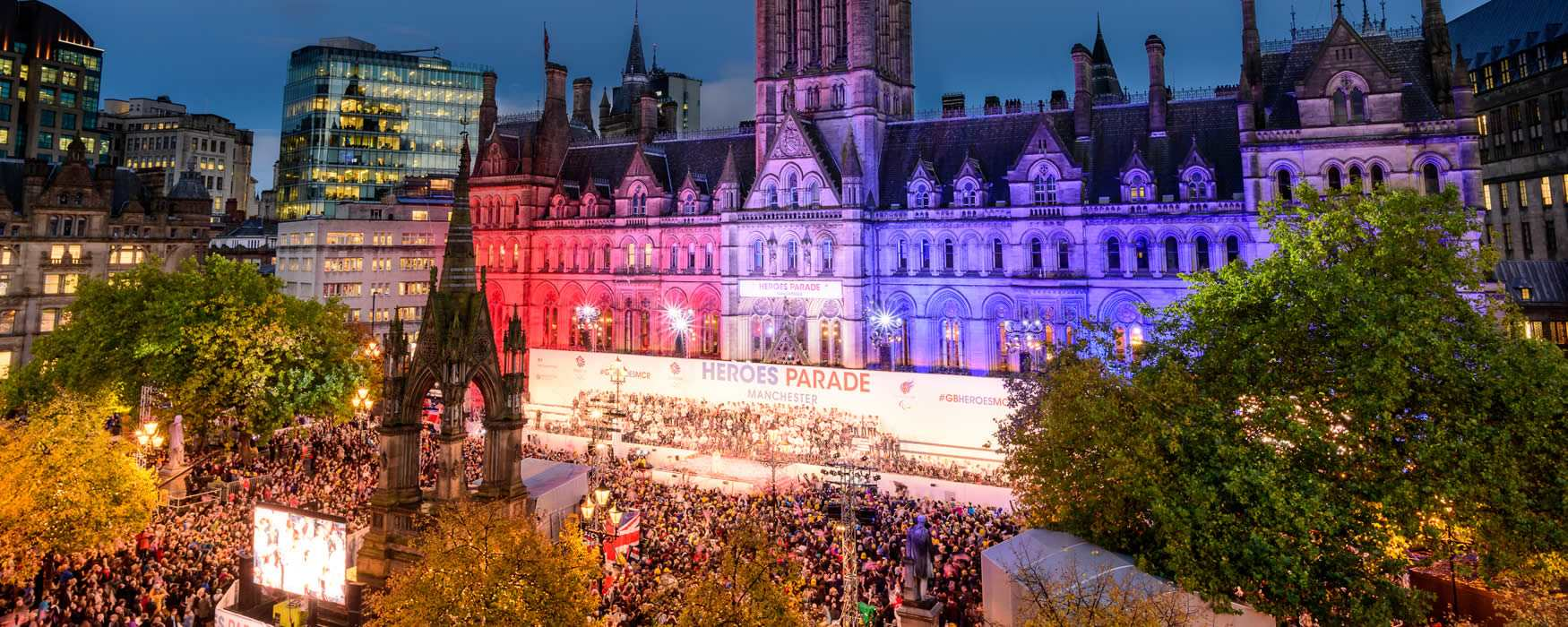 Events in Manchester