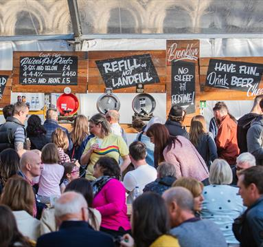 Manchester Food and Drink Festival Hub