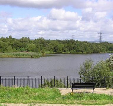Blackleach Country Park - Lake