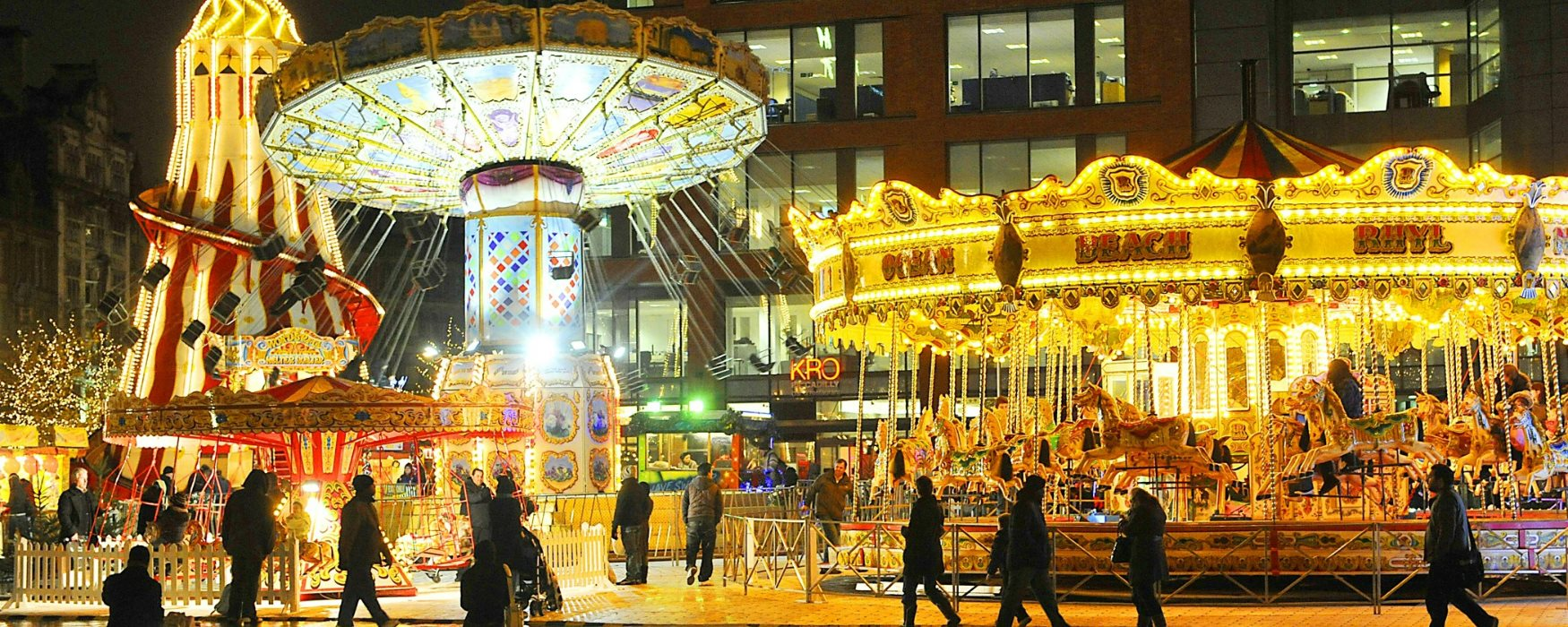 Family Events in Manchester