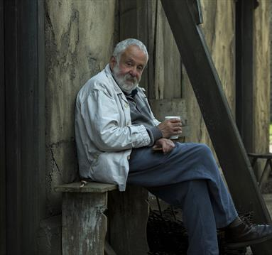 """Mike Leigh: Peterloo is a """"metaphor"""" for the modern age"""