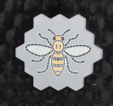 The story behind the Manchester bee – and why it's used everywhere in the city