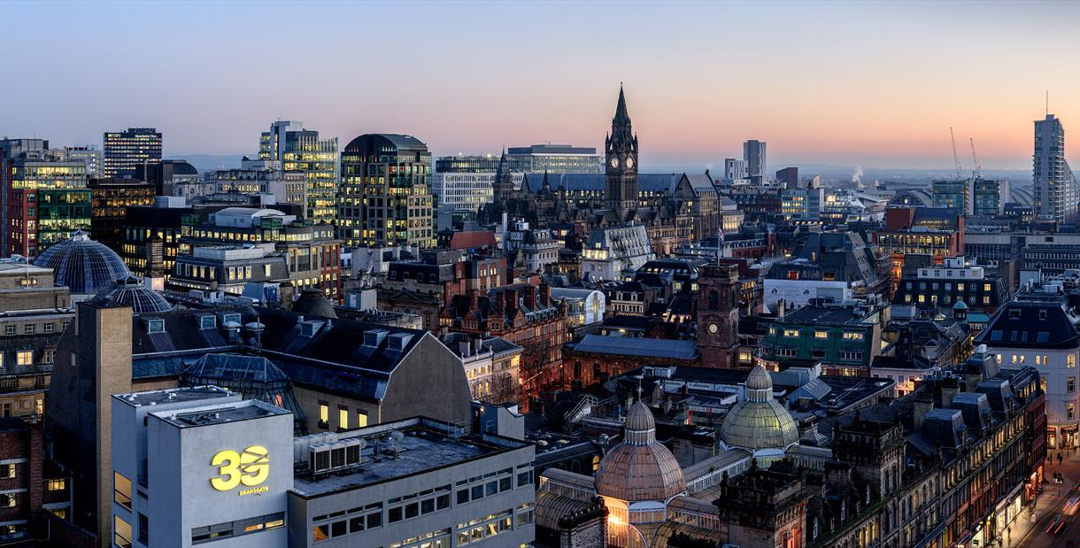 Tours & Sightseeing in Manchester