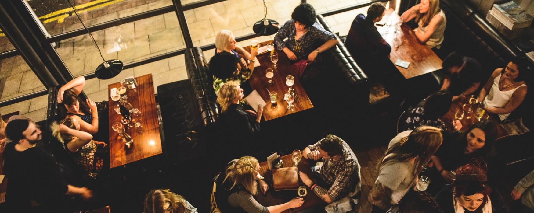 Pubs and Bars in Manchester
