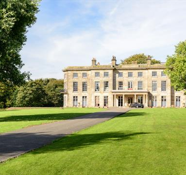 Haigh Hall in Wigan