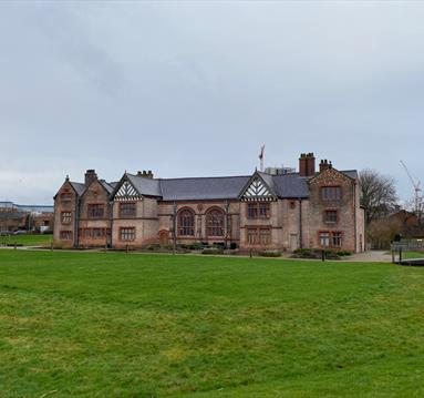 Ordsall Hall: How You Can Help Greater Manchester's Medieval Country House