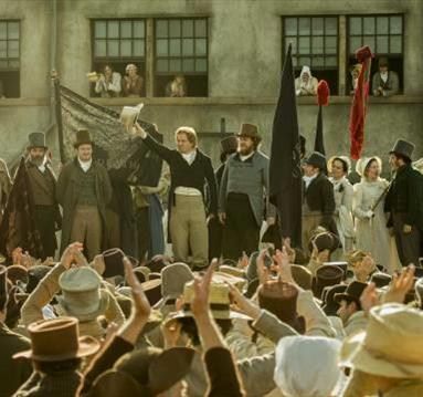 Review: Mike Leigh's Peterloo
