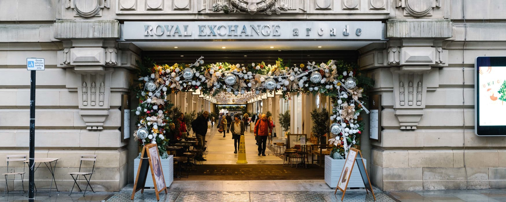 Royal Exchange Shopping Arcade