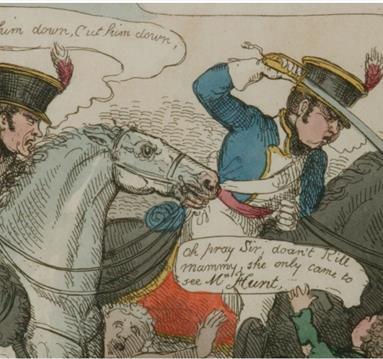 Remembering Peterloo: 200 Years On