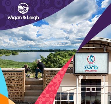 WEURO Host City Wigan