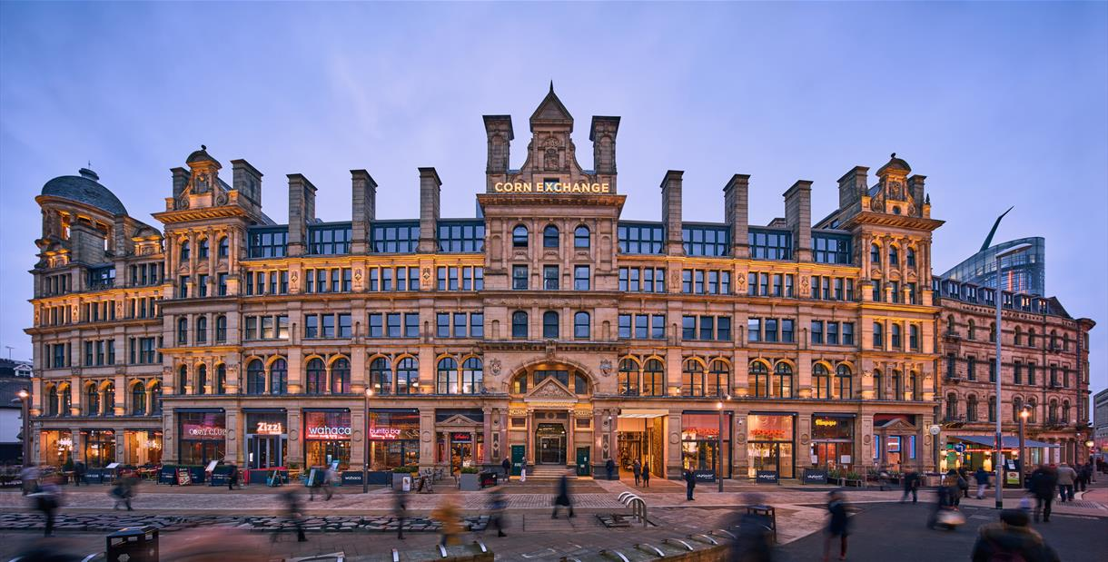 Where To Eat On Your Manchester City Break