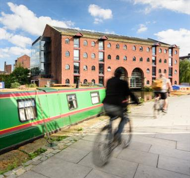 Cycling Routes in Manchester