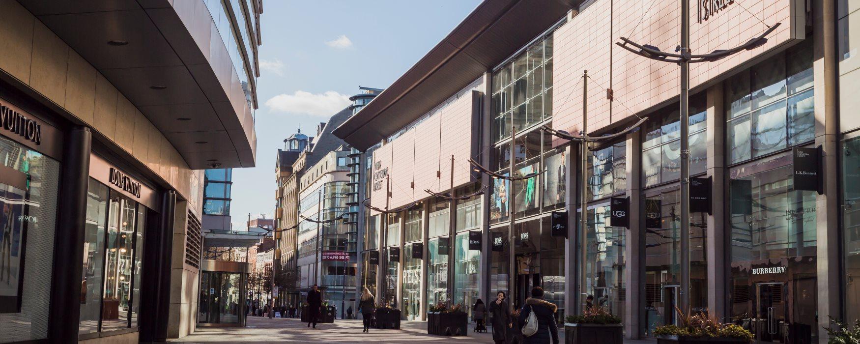Central Retail District