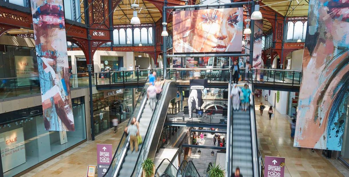 Shopping in Bolton