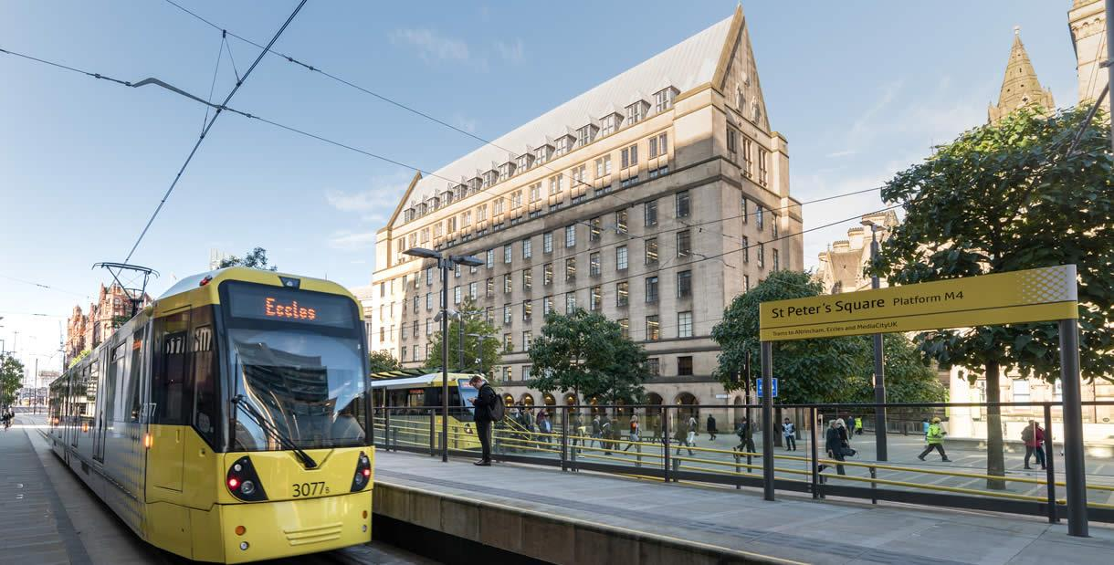 Manchester Visitor Information