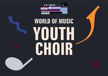 Poster: World of Music Youth Choir
