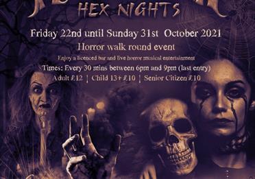 Halloween Hex Night Poster