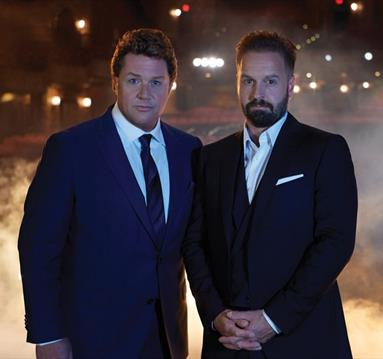 Michael Ball & Alfie Boe: Together At Christmas