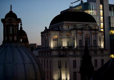 Hotel Gotham Exterior