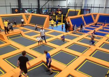 AirVault trampoline park