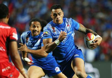Rugby league world cup players