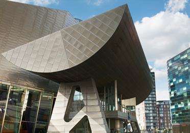 The Lowry Theatre, Salford Quays