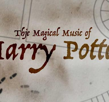 Poster: The Magical Music of Harry Potter