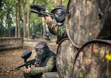 Manchester paintballing