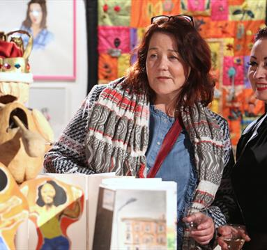 Manchester Open Art Exhibition at HOME