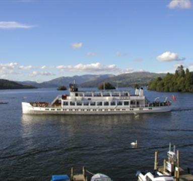 Windermere Lake Cruises, Bowness