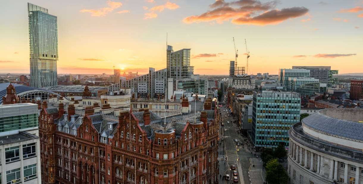 Manchester Sightseeing Tours