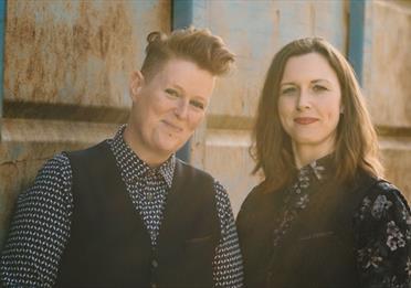 elinda O'Hooley and Heidi Tidow
