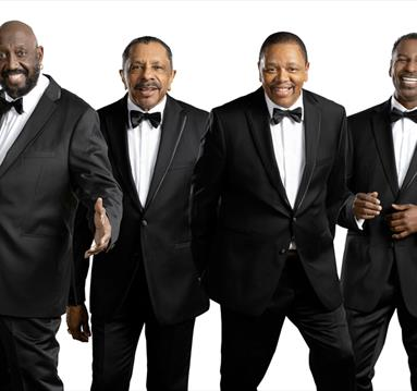 The Four Tops and The Temptations
