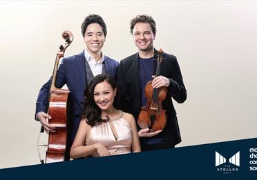 Sitkovetsky Trio members