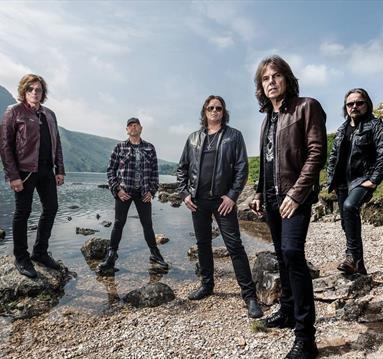 Whitesnake, Foreigner, Europe