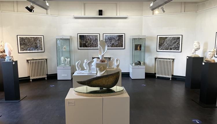 stone - an exhibition of sculpture and photography