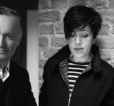Andrew O'Hagan & Tracey Thorn