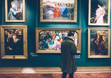 Manchester Art Gallery Highlights Tour